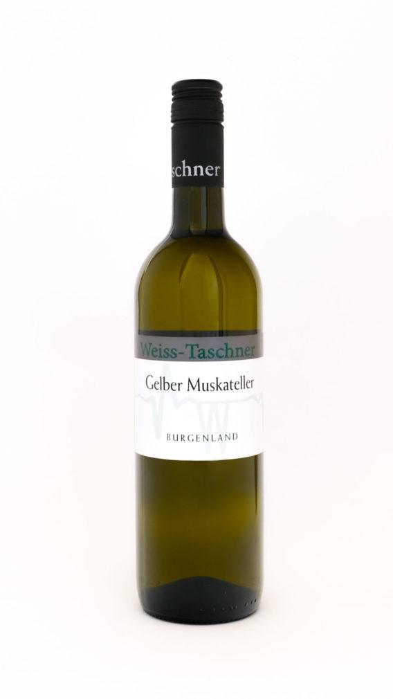 Gelber Muskateller Weißwein