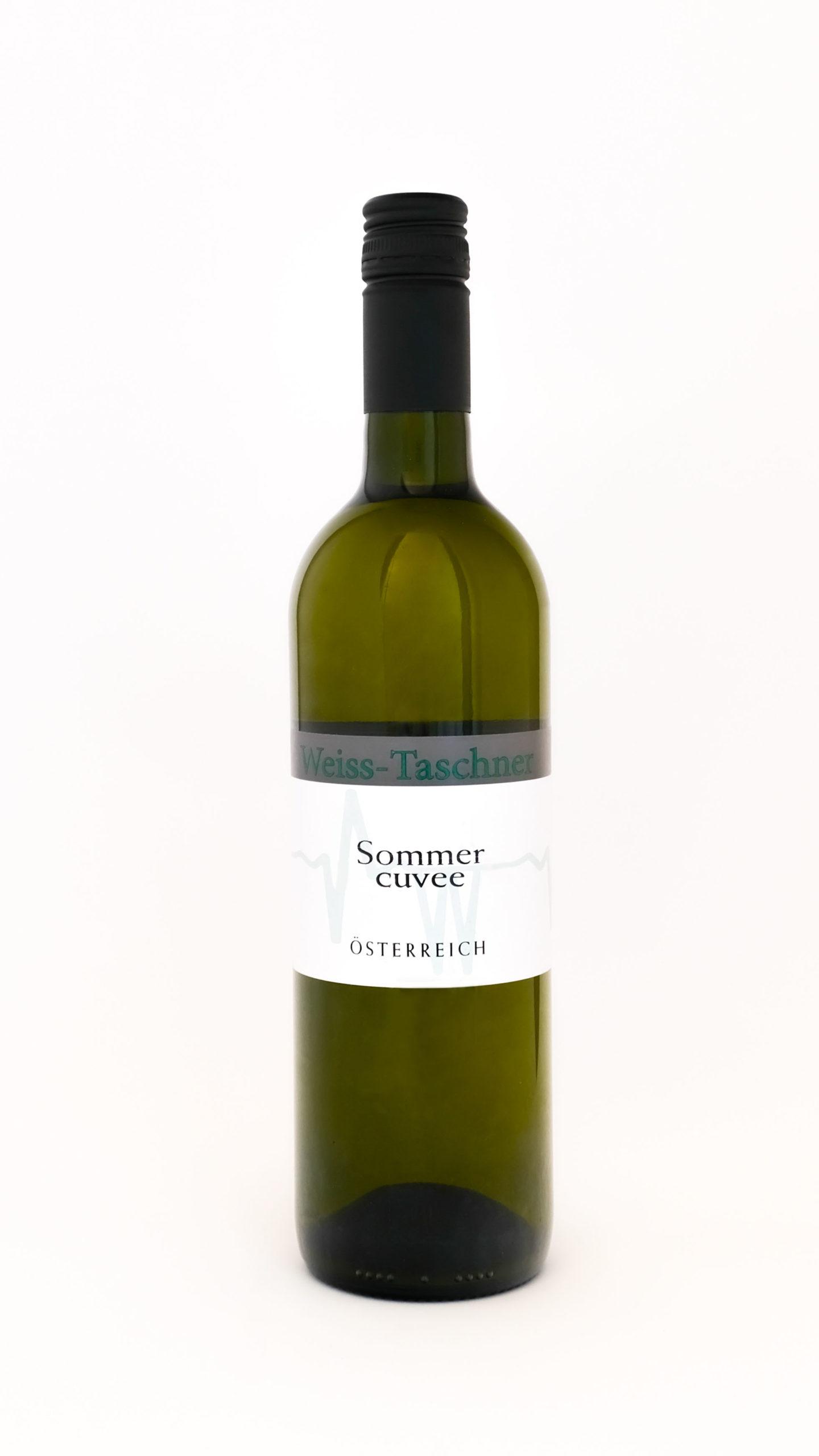 Sommer Cuvee Weißwein Jungwein