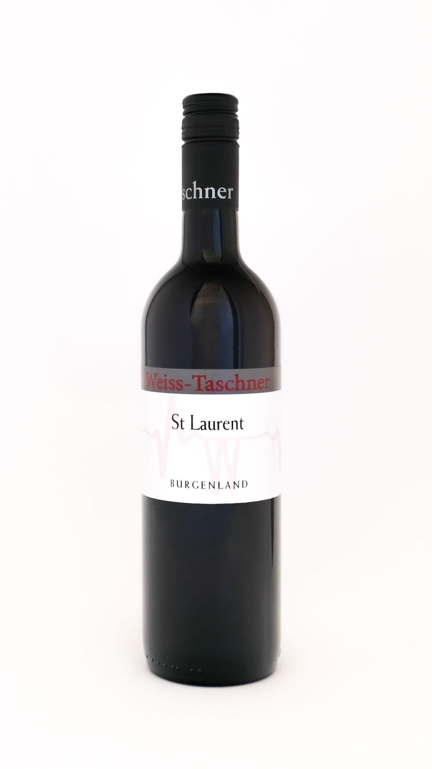 St. Laurent Rotwein