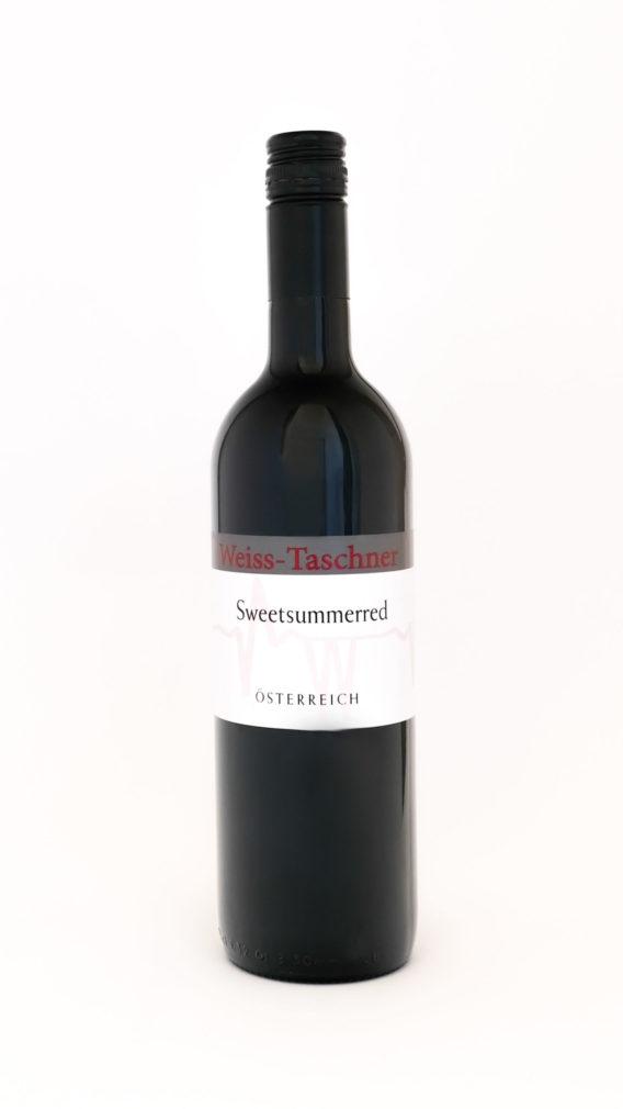 Sweetsummerred Rotwein roter Süßwein